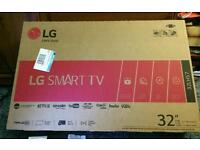 "LG 32"" Inch Smart TV Full HD 1080P Brand New"
