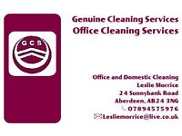 OFFICE CLEANING - DOMESTIC CLEANING - END OF TENANCY CLEANING - COMPETITIVE PRICES