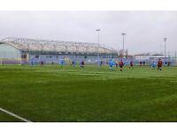 Women's 7-a-sides Friendly Football Games