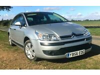 BARGAIN SALE PRICE DIESEL,2006 Citroen C4 1.6 TDI SX Low miles,LONG MOT VGC 55MPG,5dr hatch,poss PX