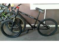 mtb hardtail jump bike