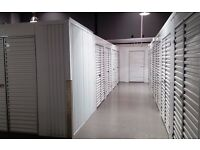 SELF STORAGE UNITS to rent - New facility - Lowest prices in the Country - Greenock town centre