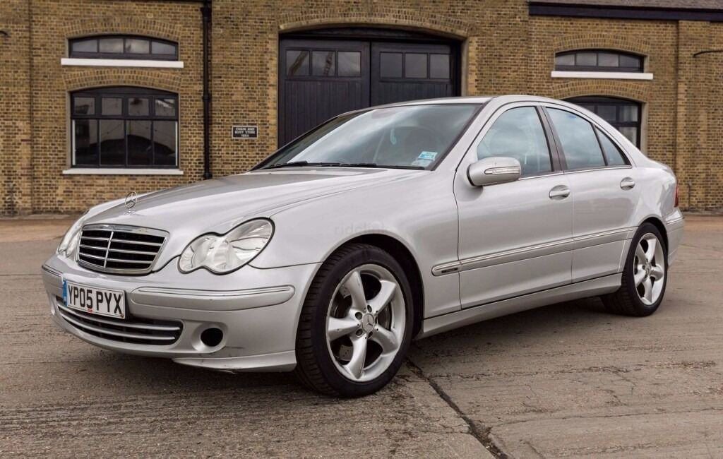 Mercedes c class c230 kompressor 2005 leather seats for 2005 mercedes benz c230 kompressor