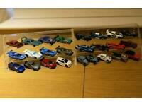Hot Wheels bundle collection die cast cars 25 models