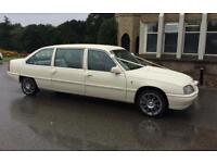 Wedding Car.....VIP LIMOUSINE in excellent condition £2000 ono NEEDS TO BE SEEN TO BE APPRECIATED.