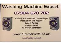 Washing Machine Repairs - London