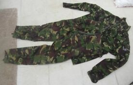 Suit (Army style Jacket and Trouser)