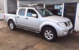 64 Nissan Navara Connect Double Cab Pick Up