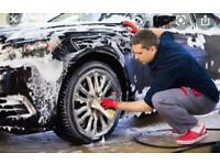 Hand carwash staff wanted