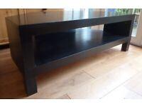 Ikea Black Corner TV Stand