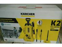 Brand New - Karcher K2 Full Control with Home Kit.