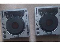 Pioneer CDJ 800 Mk1's (PAIR)