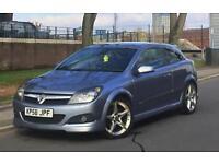 2009 58 Reg Vauxhall Astra 1.9 CDTi SRi Plus XP Pack Edition 150 BHP 6 Speed Hpi Clear