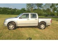Isuzu Rodeo, d max, pickup, 4x4, jeep, swap or px for classic/custom car or bike