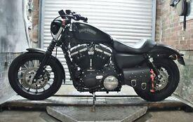 Harley Davidson 883N Sportster Iron 2015
