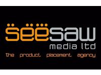 Product Placement Coordinator For Film, Television & Music Industry - Permanent