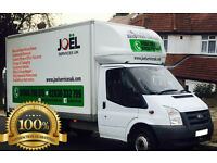Man And Van or Removal Van from £15/hr for office , home , shops anywhere in or out of London