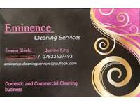 Eminence cleaning services