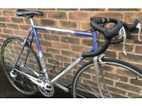 57cm Dawes Response lightweight road racer bike race racing bicycle