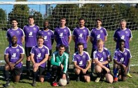 Looking for extra players to join our league football games in South London 191h