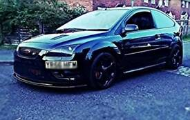 Stage 4 Focus st3, 360 bhp, full mot, swap, px why?