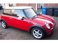 Mini Cooper, 52, 1.6 petrol, Vgc.