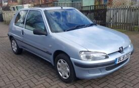 * PEUGEOT 106 * 1.1 * 51 PLATE * MOT TIL JANUARY 2019 * 2 KEEPERS * VERY GOOD CONDITION * £595 *