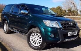 **REDUCED PRICE** TOYOTA HILUX 3.0 DIESEL 4x4 INVINCIBLE