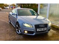 Silver Audi A5, 1.8 TFSI, S-Line, Special Edition.