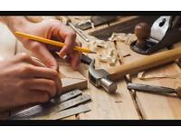 Job Vacancy For Experienced Joiner / Multi Skilled Tradesman.