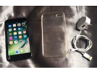iPhone 7 Plus 32gb Matt Black For Sale Open To All Networks (Cracked Screen)