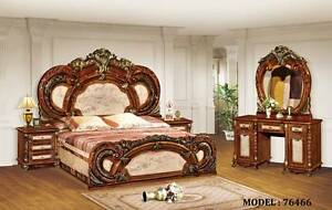 Casale 5 pieces King/queen bedroom suite Rockdale Rockdale Area Preview