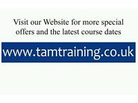 SSSTS Course London weekends available Only £264. Weekday price £222 for SSSTS Training London