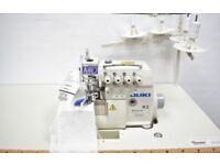 Genuine JUKI MO-6814S – 4 Thread Overlock Industrial Sewing Machine.