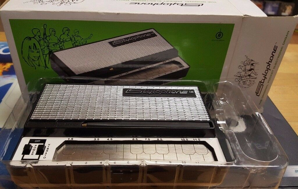 Original Stylophone with MP3 cable, Instructions and Original Box