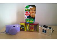 LOMO LOMOGRAPHY 35mm film Cameras & Film