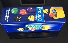 Peru do - The classic game of liar dice - 2-6 players, age 8+