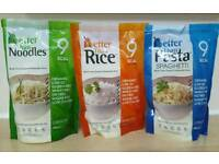 """""""Better Than"""" rice & noodles"""