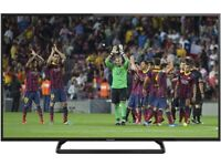 Panasonic 50 Inch LED TV with Freeview and USB media player