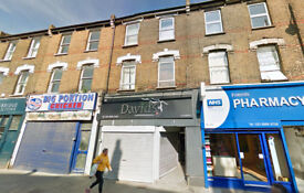 Studio flat in 46 Lower Clapton Road, Hackney, London, E5 0RN
