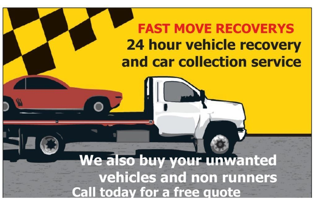 24 hour vehicle recovery and car collection service | in Coventry ...