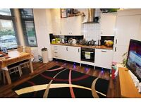 Immaculate Modern 1 Bed Flat with Rear Terrace. Very close to station. SW2