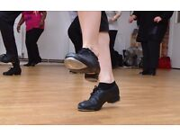 Adult Improvers Tap Class