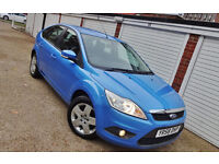 ** New Shape 2009 58 Ford Focus 1.6 Style 5 Door 1 Owner **