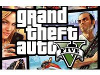 GTA V GTA 5 PS3 Game