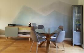 Wall painting / mural/ interior design Fulham