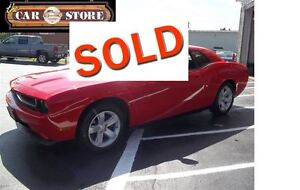 2010 Dodge Challenger SXT SUNROOF!! CRUISE!! TOUCH SCREEN!! BLUE