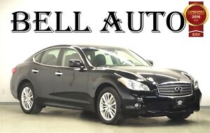 2012 Infiniti M37x TECH PKG - NAVIGATION - BACK UP CAMERA - SURR