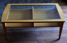Coffee table £20.00