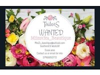 FASHIONABLE LADIES WANTED